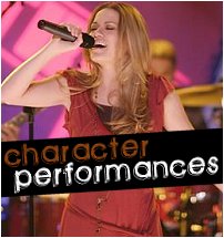 Character Performances