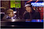 Gavin DeGraw & Jackson Brundage as 'Jamie'