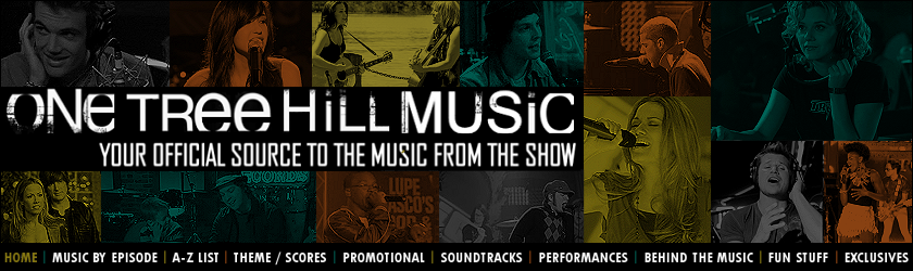 The Official One Tree Hill Music Guide
